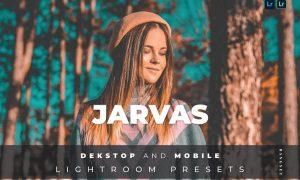 Jarvas Desktop and Mobile Lightroom Preset