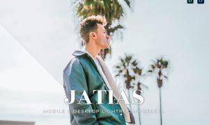 Jatias Mobile and Desktop Lightroom Presets