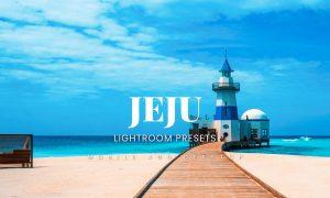 Jeju Lightroom Presets Dekstop and Mobile