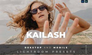 Kailash Desktop and Mobile Lightroom Preset