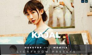 Kajal Desktop and Mobile Lightroom Preset