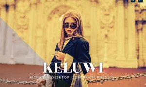 Keluwi Mobile and Desktop Lightroom Presets