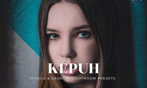 Kepuh Mobile and Desktop Lightroom Presets