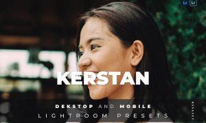 Kerstan Desktop and Mobile Lightroom Preset