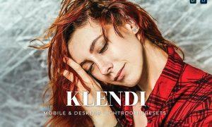 Klendi Mobile and Desktop Lightroom Presets