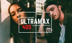 Kodak UltraMax 400 Lightroom Presets 6276842