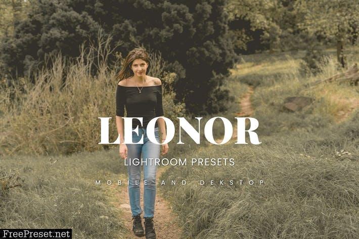Leonor Lightroom Presets Dekstop and Mobile
