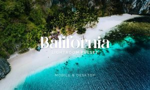 Lightroom Presets - Balinfornia Nature of Bali