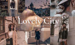 Lovely City - Lightroom Preset Pack 6123362