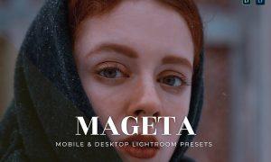 Mageta Mobile and Desktop Lightroom Presets