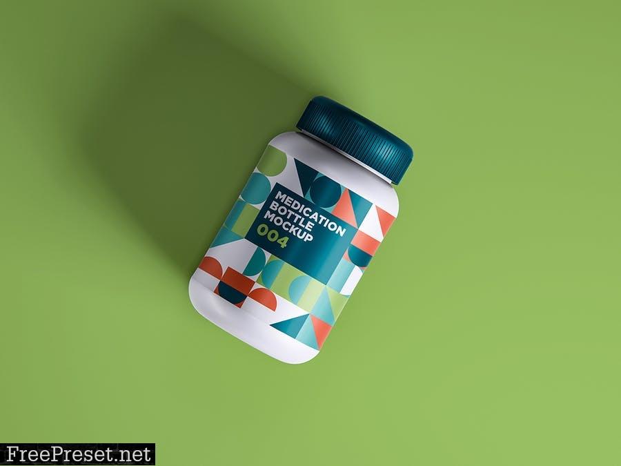 Medication Bottle Mockup 004 ZMQU6X5