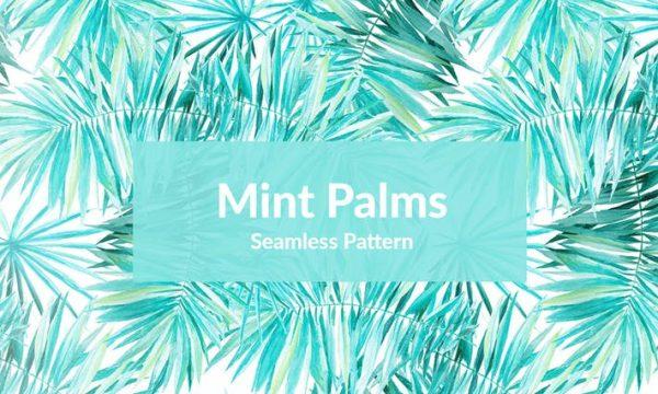 Mint Palms R54L2XS
