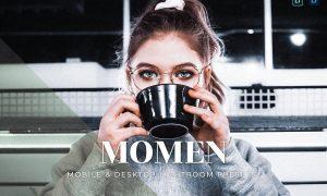 Momen Mobile and Desktop Lightroom Presets