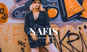 Nafis Lightroom Presets Dekstop and Mobile