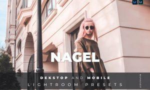 Nagel Desktop and Mobile Lightroom Preset