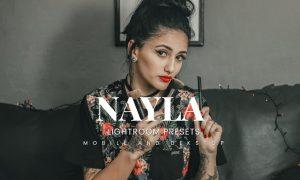 Nayla Lightroom Presets Dekstop and Mobile