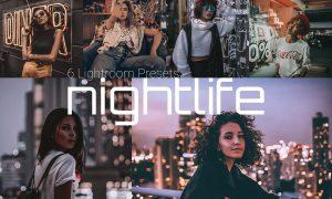 Nightlife - Mobile Lightroom Presets 6127925