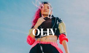 Oliv Lightroom Presets Dekstop and Mobile