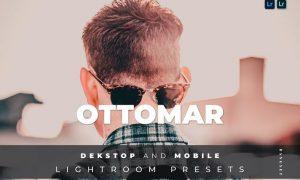 Ottomar Desktop and Mobile Lightroom Preset