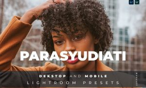 Parasyudiati Desktop and Mobile Lightroom Preset