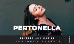 Pertonella Desktop and Mobile Lightroom Preset