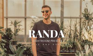 Randa Lightroom Presets Dekstop and Mobile