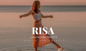 Risa Lightroom Presets Dekstop and Mobile