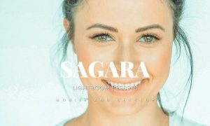 Sagara Lightroom Presets Dekstop and Mobile