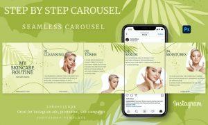 Step-by-step Instagram Carousel 2FU2WZ9