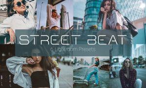 Street Beat - Lightroom Presets DNG 6137817