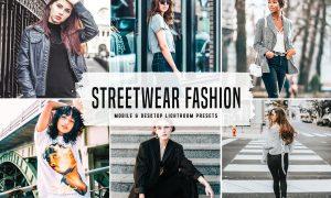 Streetwear Fashion Mobile & Desktop Presets