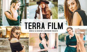 Terra Film Mobile & Desktop Lightroom Presets