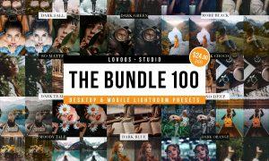 THE BUNDLE 100 - Lightroom Presets 6133635