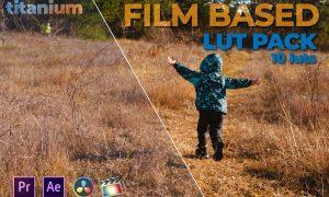 Titanium Film Based LUT Pack (10 Luts)