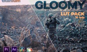 Titanium Gloomy LUT Pack (10 Luts)