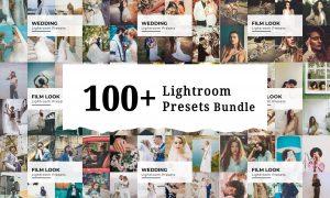 100+ Lightroom Presets Bundle 6222705