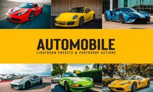 20 Automobile Presets & Actions 6194900