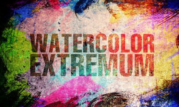 200+ Watercolor Brushes Collection for Photoshop