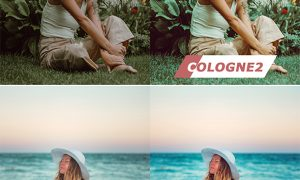 4 IN 1 Photoshop Actions September Bundle 28620663