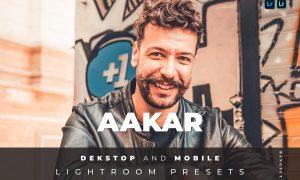 Aakar Desktop and Mobile Lightroom Preset