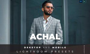 Achal Desktop and Mobile Lightroom Preset