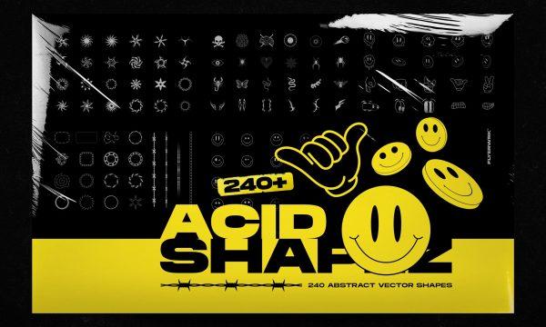 Acid Shapes 6043822