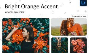 Bright Orange - Lightroom Presets 5219795