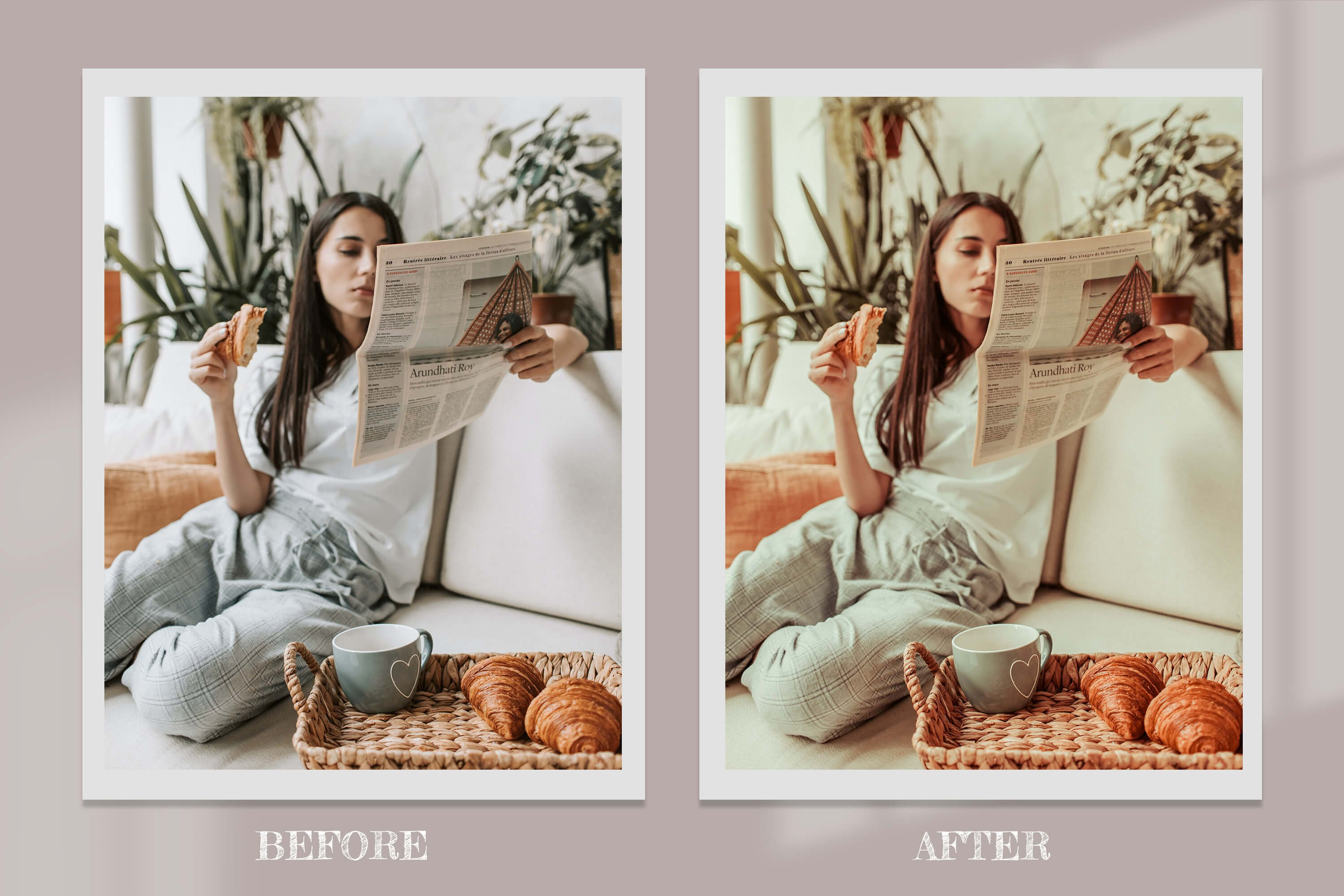 Cacao Lightroom Photoshop LUTs 6364271