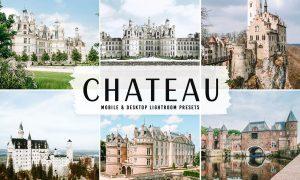 Chateau Mobile & Desktop Lightroom Presets