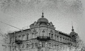 City Sketch Effect Photoshop Action