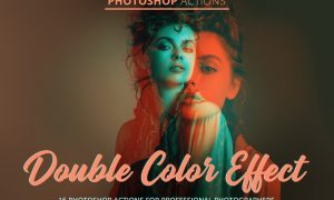 Double Color Effect Actions 4842908