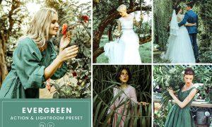 Evergreen Action & Lightrom Presets