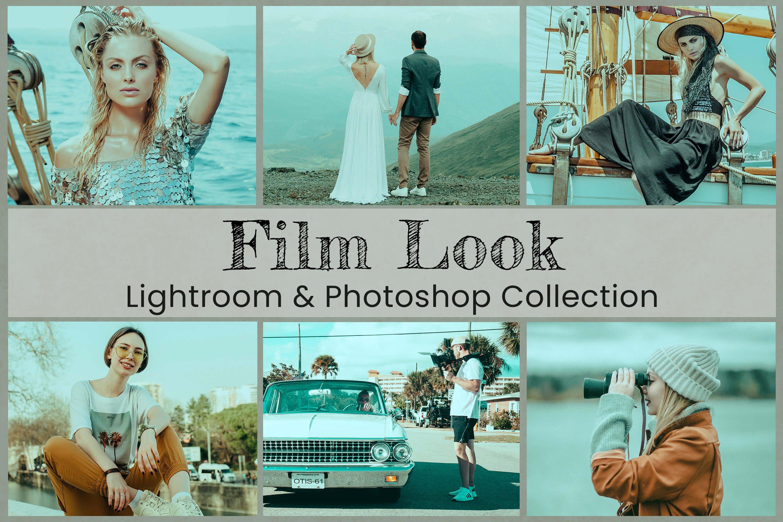 Film Look Lightroom Presets Ps LUTs 6453871