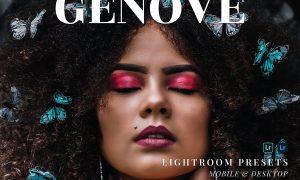 Genove Mobile and Desktop Lightroom Presets